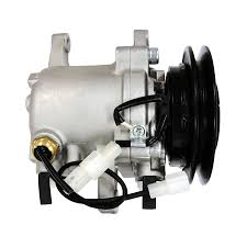 1906-7001 - Kubota AC Compressor Denso Style Compressor With Single ... Ap Truck Parts 505325 Ac Compressor For Sale Spencer Ia S 1988 Silverado Parts Diagram Trusted Wiring Diagrams Mazda And Components Kit View Online Part 5010412961 5001858486 501041 2961 Sanden 8131 8093 7h15 709 Ac Denso Pssure Switch Sensor 499007880 Genuine Toyota China Auto Air Cditioningac For Howo Light Truck Pickup Oem The Guy Chevy Gmc Heater Controls W Condenser Repair Mercedes Gl320 1995