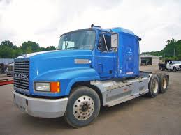 1996 Mack CH613 Tandem Axle Sleeper Cab Tractor For Sale By Arthur ...