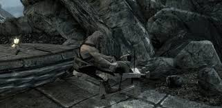 A Grindstone Used To Sharpen Weapons In Skyrim
