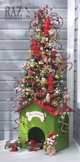Raz Christmas Decorations 2015 by 172 Best Raz Past Christmas Trees Images On Pinterest Decorated