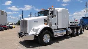 Used Kenworth T800 Heavy Haul For Sale|Porter Truck Sales Houston Tx ...