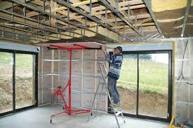 comment poser un faux plafond en plaque de plâtre