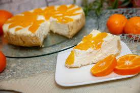 käsekuchen mit mandarinen und quark