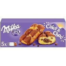 milka cake choc 5er