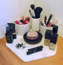 Kmart Styling Ideas To Display My Makeup In Ensuite