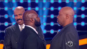 Steve Harvey Intimidated By Professional Fighters On 'Family Feud ... Steve Harvey Host Of Family Fued Says Nigger And Game Coestant Ray Combs Mark Goodson Wiki Fandom Powered By Wikia Family Feud Hosts In Chronological Order Ok Really Stuck Feud To Host Realitybuzznet Northeast Ohio On Tvs Celebrity Not Knowing How Upcoming Daytime Talk Show Has Is Accused Wearing A Bra Peoplecom Richard Dawson Kissing Dies At 79 The