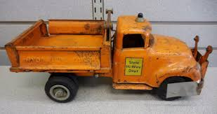 Vintage Antique Metal Tonka State Hi-Way Dept Hydraulic Dump Truck W ... Amazoncom Tonka Toughest Mighty Truck Handle Color May Vary Toys State Cat 16 Metal Dump Toy Games Trucks In Falkirk Gumtree 1970 Hydraulic Cstruction For Sale Loader And Skateboard Prime Time Auctions Vintage Classic Excellent Cdition Rusty Old Olde Good Things Walmartcom Truckplow Lowboy Flatbed Hauler