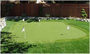 Backyards: Enchanting Backyard Putting Greens Cost. Backyard ... Backyard Putting Green With Cup Lights Golf Pinterest Synthetic Grass Turf Putting Greens Lawn Playgrounds Simple Steps To Create A Green How To Make A Diy Images On Remarkable Neave Sports Photo Mesmerizing Five Reasons Consider Diy For Your Home Inspiration My Experience Premium Prepackaged Houston Outdoor Decoration Do It Yourself Custom