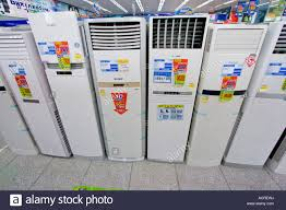 Air Conditioning Units Floor Standing by Row Of Floor Standing Air Conditioners For Sale Consumer