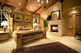 Bedroom Fireplace Luxury Master Bedrooms With Fireplaces