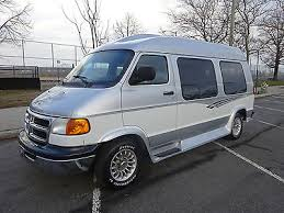 2002 Dodge Ram Van DODGE HIGH TOP CONVERSION VAN BY DAIMLER CHRYSLER RAM 1500