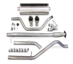 100 Dual Exhaust Systems For Chevy Trucks Corsa System GMC Sierra Denali 62L CCSB