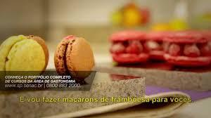 lenotre cours de cuisine senac ecole lenôtre macaron de framboesa