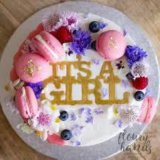Bakery Custom Cakes Baby