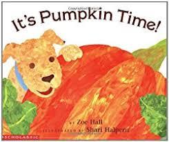 Lumpkin The Pumpkin Book by Pumpkin U0026 Halloween Books For Pre K Prekinders