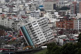 100 Apartments In Taiwan Earthquakehit City Still On Edge As Rescuers Hunt