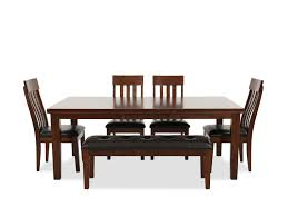 Six-Piece Casual Dining Set In Brown | Mathis Brothers Furniture Coaster Fniture Los Feliz Ding Table Max Casual Counter Height Set By Elements Intertional At Household Home Furnishings 7pc Chairs Contemporary Style Cappuccino Finish Casual Ding Room Table Settings Good Room Sets Create An Viting Space In A Kitchen Or Target Marketing Systems Helena 5 Piece Overhead View Of Restaurant With Wooden And Bradshaw Round Pub Ladderback Chair Liberty Appliancemart Alyssa Portland City Liquidators The Alzare Raising Coffee