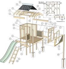 ad 1 bauplan spielset ad 2 backyard playground