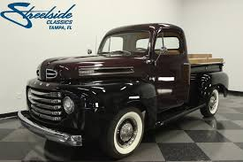 1950 Ford F-1 | Berlin Motors 1951 Ford F3 Flatbed Truck No Chop Coupe 1949 1950 Ford T Pickup Car And Trucks Archives Classictrucksnet For Sale Classiccarscom Cc698682 F1 Custom Pick Up Cummins Powered Custom Sale Short Bed Truck Used In Pickup 579px Image 11 Cc1054756 Cc1121499 Berlin Motors
