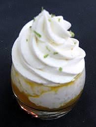 dessert avec mascarpone rapide recette de chantilly au mascarpone par lovecooking