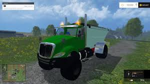 100 Fertilizer Truck FS2015 PROSTAR FERTILIZER TRUCK V 10