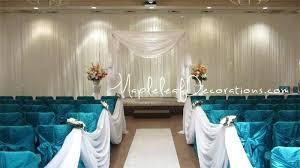 Wedding Decor Canada Photo Of Decorations On Custom Ceremony Direct