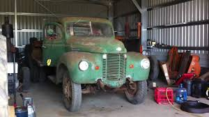 1947 K5 International Truck - YouTube
