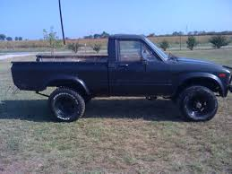 1980 Toyota Truck 4x4-$1200 | Non-hunting CLASSIFIEDS | Texas ...