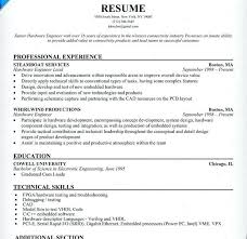 Sample Resume For Software Engineer Experienced Rh Topshoppingnetwork Com Download Templates