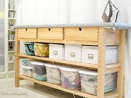 Ironing Board Cabinet With Storage by Iron Board Cabinet Diy Best Home Furniture Decoration