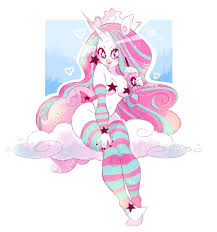 Pink Vertebrate Fictional Character Cartoon Art Mythical Creature Flower Illustration