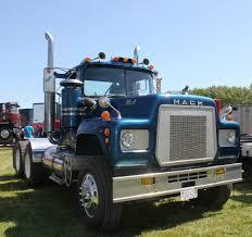 100 Old Mack Truck Vintage Models