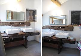 alte werkbank als waschtisch waschtisch waschbecke