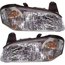 headlights for nissan maxima ebay