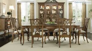 Bob Mackie Furniture Dining Room by American Memories Leg Dining Room Collection From Art Furniture