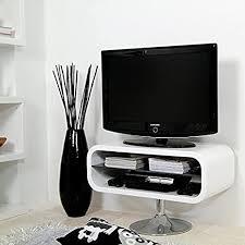 lounge zone stylischer tv tisch tv cube tv rack tv schrank