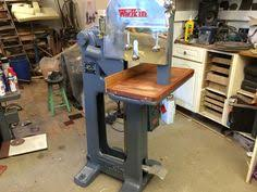 stenner abm rip sliding table saw ebay vintage woodworking