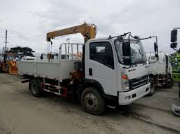 6 Wheeler Boom Truck Euro4 Quezon City - Philippines Buy And Sell ...