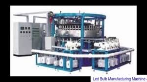 led bulb manufacturing machine and its cost