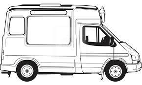 500x300 Ice Cream Truck Vector Clipart Panda