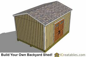 12x16 shed plans gable shed storage shed plans icreatables com