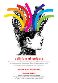 Delirium Of Colours 500x710