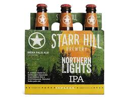Starr Hill Northern Lights IPA re born with new recipe packaging