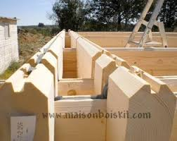 chalet maison en kit photos de chantier de maison en bois en kit
