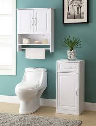 Bathroom Wall Storage Cabinets With Doors by 4d Concepts Bathroom 2 Door Wall Cabinet In White Beyond Stores