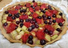 tarte aux fruits sans beurre sans œuf que du végétal