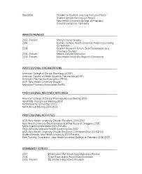 Sample Of Pharmacist Resume Pharmacy Manager