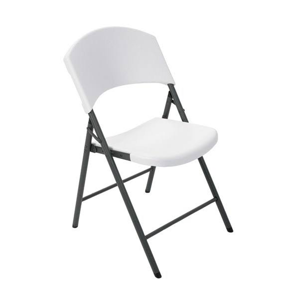 Lifetime Light Commercial Folding Chair