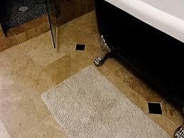 installing a heated tile floor diy