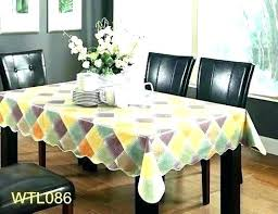 Coffee Table Tablecloth Dining Cover Ideas Cloth